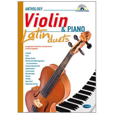 Anthology – Latin Duets (+CD)