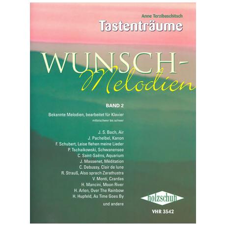Terzibaschitsch, A.: Wunschmelodien Band 2