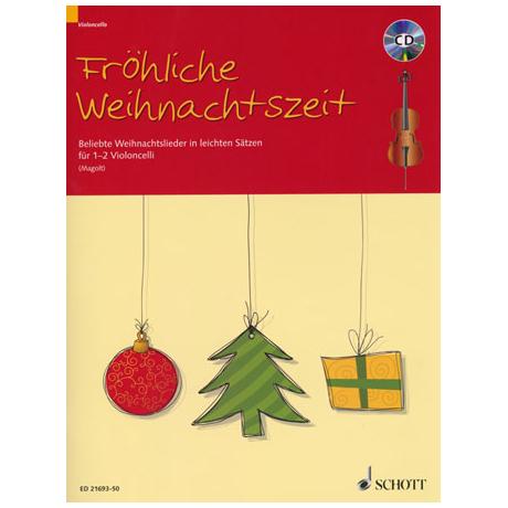 Magolt: Fröhliche Weihnachtszeit (+CD)