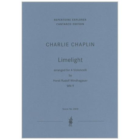 Chaplin, Ch.: Limelight