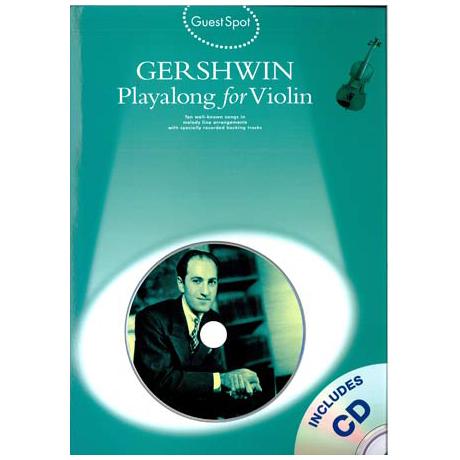 George Gershwin (+CD)