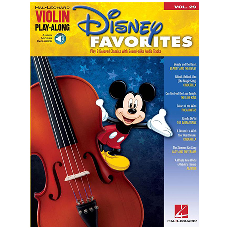 Disney Favorites (+Online Audio)