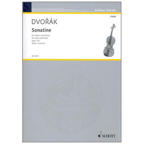 Dvořák, A.: Sonatine Op.100 G-Dur