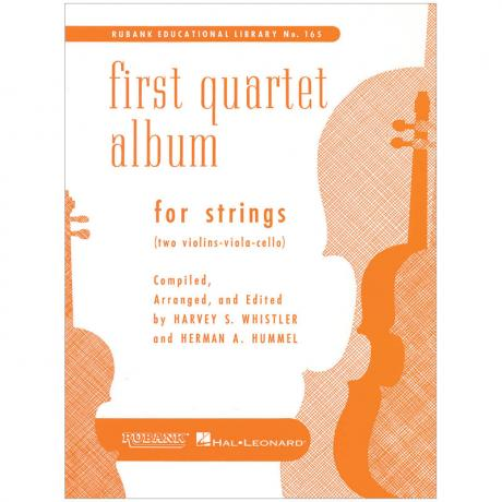 First Quartet Album for Strings
