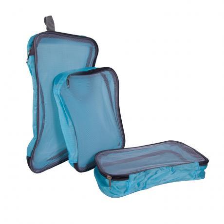 Reisetaschen SET blau