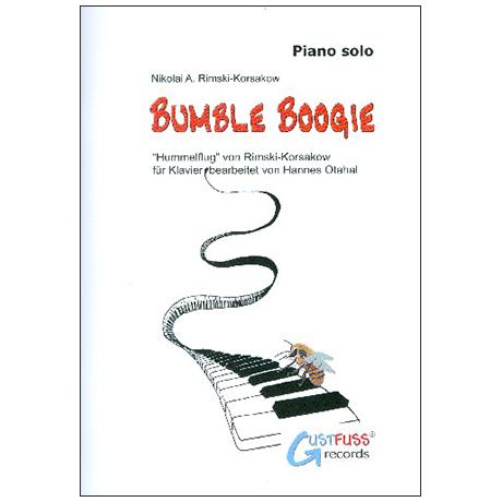 Rimski-Korsakow, N.: Bumble boogie (Hummelflug)