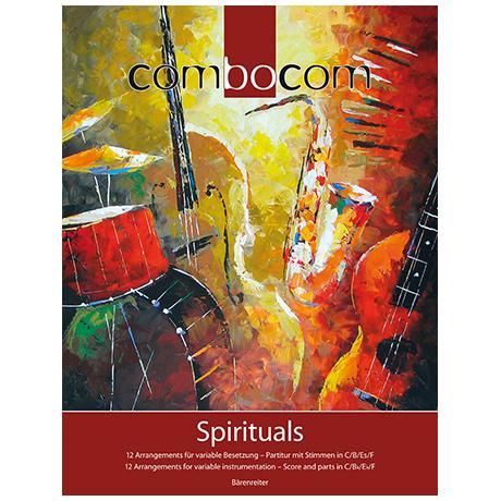 Buckland, G.: Spirituals