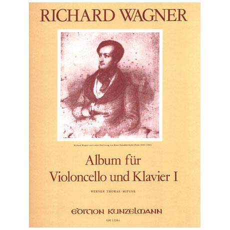 Wagner, W.: Album für Violoncello und Klavier 1