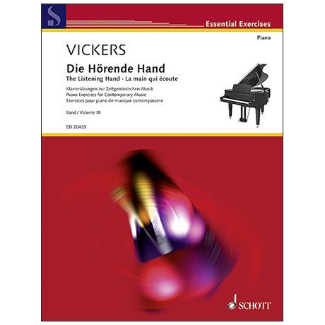 Vickers, C.: Die Hörende Hand Band 3