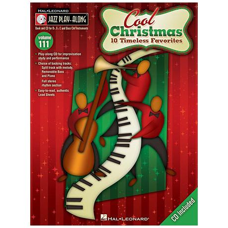 Cool Christmas (+CD)