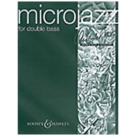 Norton, C.: Microjazz For Double Bass