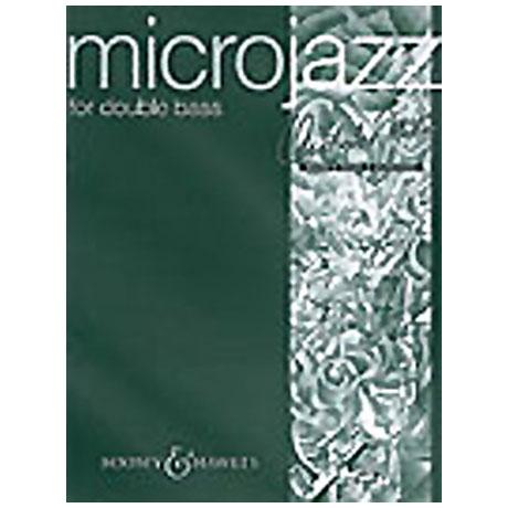 Norton, Chr.: Microjazz For Double Bass