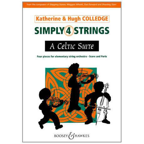 Simply4Strings – A Celtic Suite