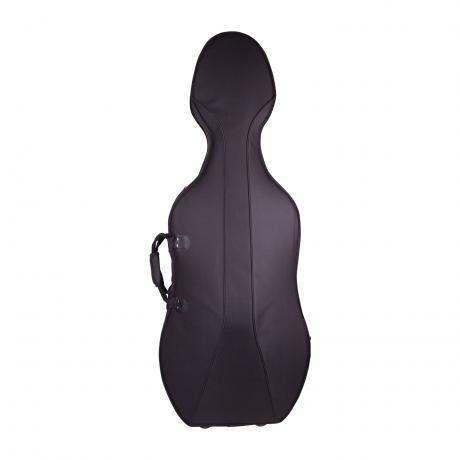 PETZ Hardfoam Light Cello Case