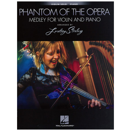 Lindsey Stirling: Phantom of the Opera – Medley (+Download Code)