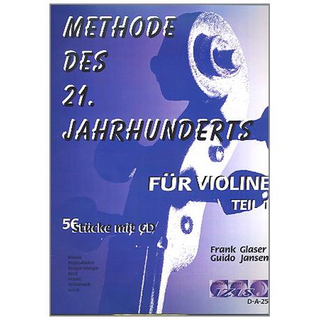Glaser, F.: Methode des 21. Jahrhunderts Band 1 (+CD)