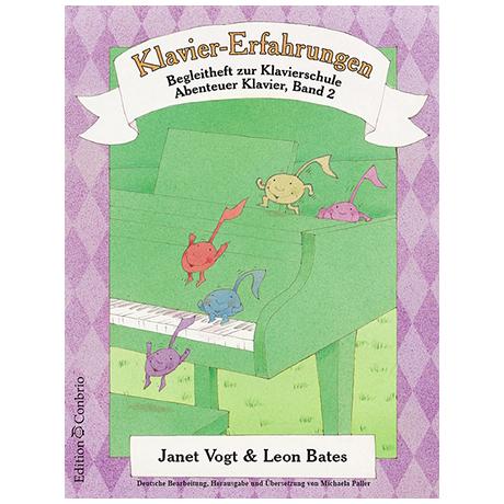 Vogt, J. / Bates, L.: Klavier-Erfahrungen