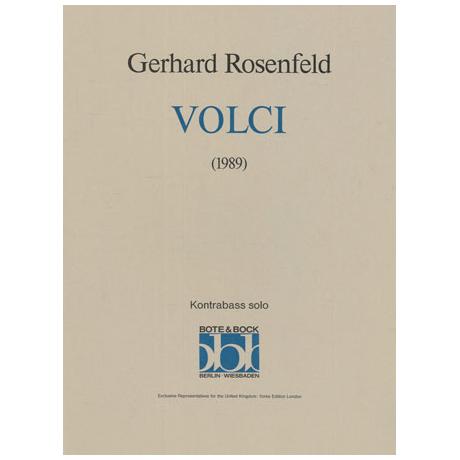 Rosenfeld, G.: Volci