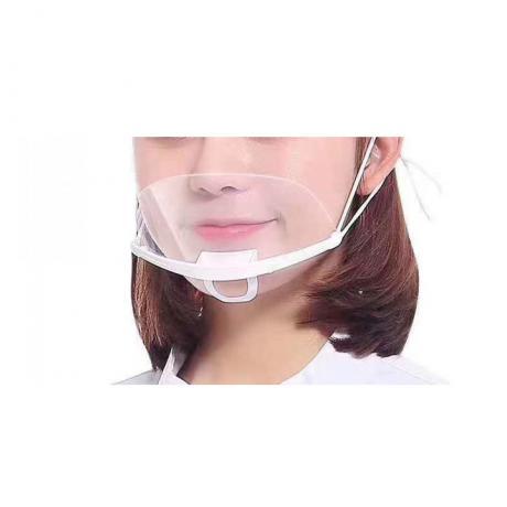 Gesichtsschutz Mund-Nase-Visier