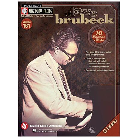 Dave Brubeck (+CD)