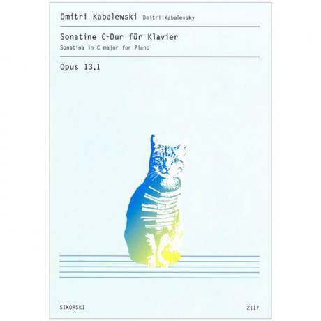 Kabalewski, D.: Sonatine Nr. 1 Op. 13/1 C-Dur