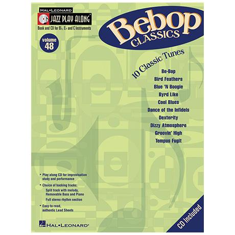 Bebop Classics (+CD)