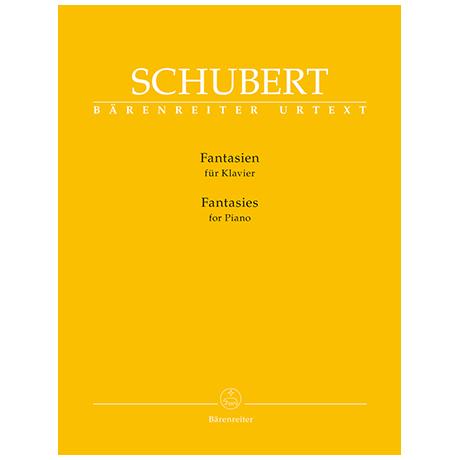 Schubert, F.: Fantasien