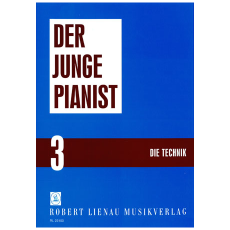 Der junge Pianist 3 - Technik