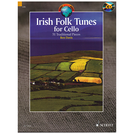 Irish Folk Tunes (+CD)