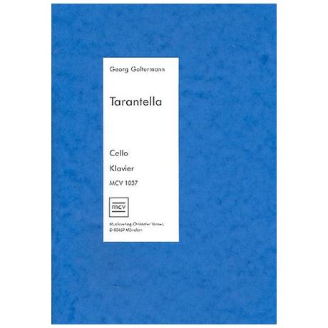 Goltermann, G. E.: Tarantella Op. 60/2
