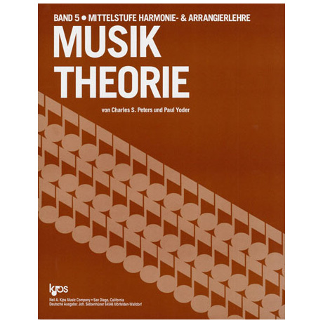Peters / Yoder: Musiktheorie Band 5