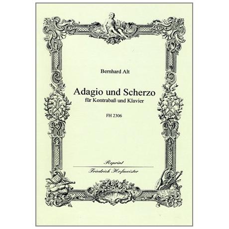 Alt, B.: Adagio und Scherzo