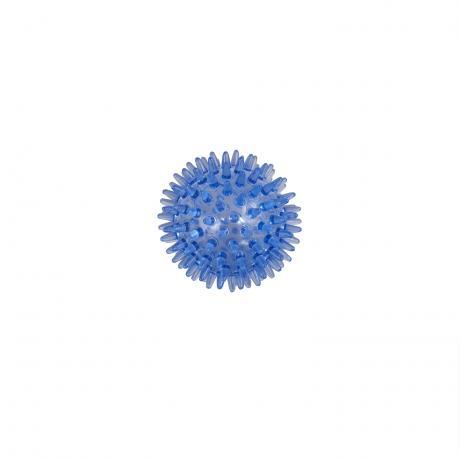 Massageball Igel blau