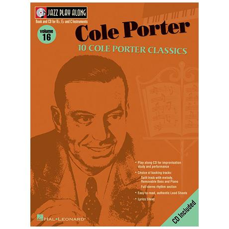 Cole Porter (+CD)
