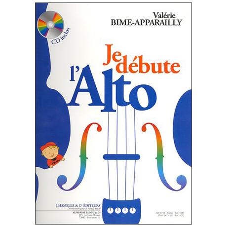 Bime-Apparailly, V.: Der Anfang auf der Bratsche Band 1 (+CD)