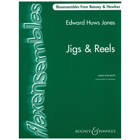 Flexensembles: Huws Jones, E.: Jigs & Reels