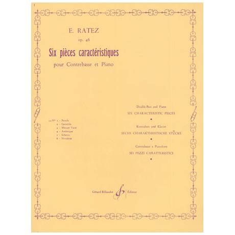Ratez, E.: 6 Pièces Caractéristiques Op.46 Nr.1 Parade