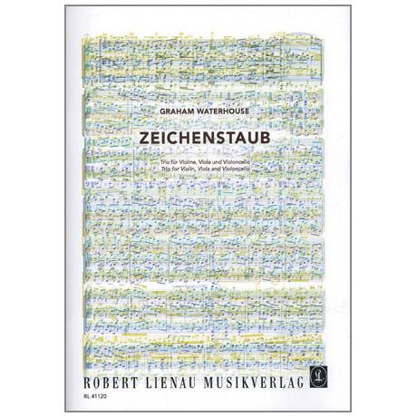 Waterhouse: Zeichenstaub