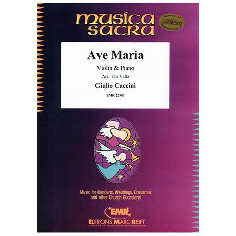 Caccini, G.: Ave Maria
