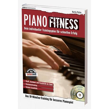 Pfeifer, M.: Piano Fitness (+MP3-CD)