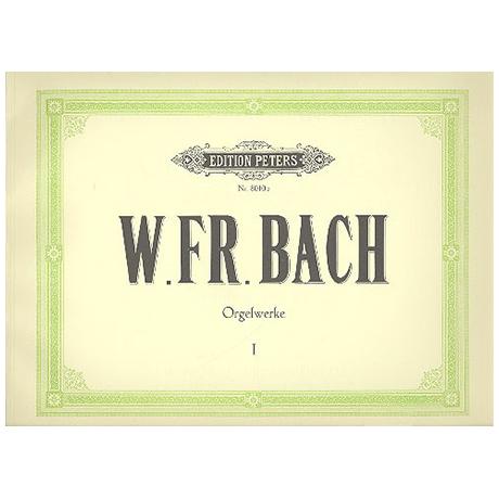 Bach, W. F.: Fugen