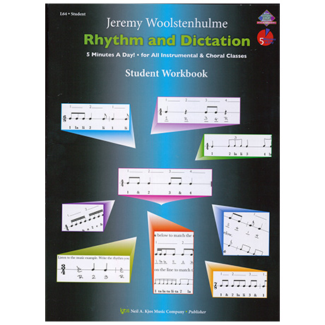 Woolstenhulme, J.: Rhythm and Dictation – Student Edition