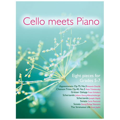 Cello Meets Piano