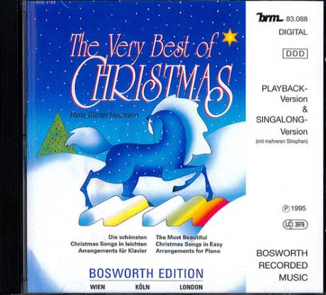 Heumann, H.-G.: The very best of - Christmas Begleit-CD