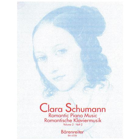 Schumann, C.: Romantische Klaviermusik Band 2