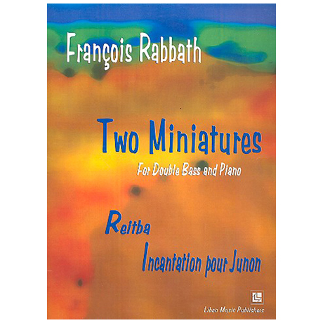Rabbath, F.: 2 Miniatures