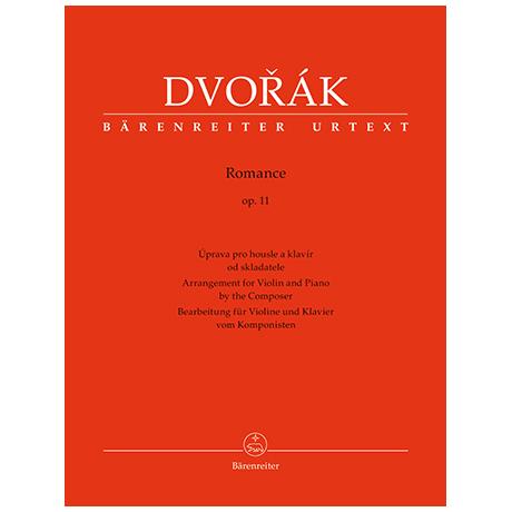 Dvořák, A.: Romanze