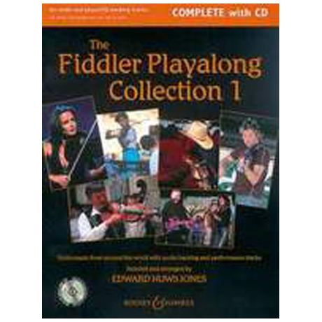 The Fiddler Playalong Collection Vol. 1 (+CD)