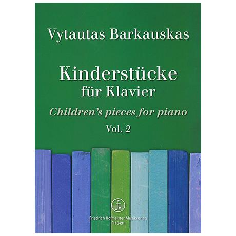 Barkauskas, V.: Kinderstücke Band 2