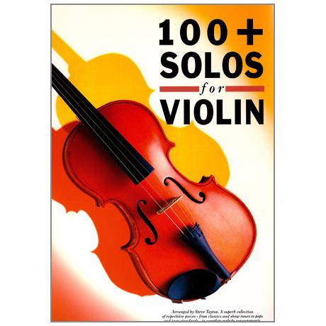 100 + Solos For Violin
